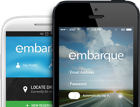 Embarque application